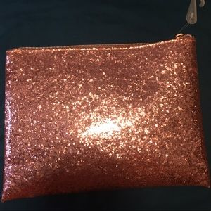 Handbags - Sparkle makeup bag or clutch